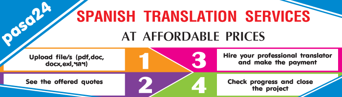 SPANISH TRANSLATION SERVICES AT AFFORDABLE PRICES
